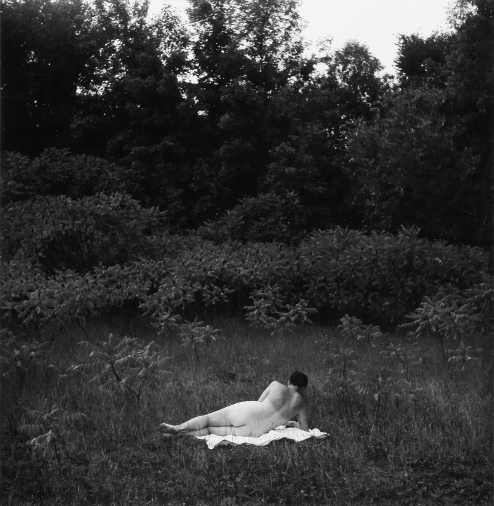 HARRY CALLAHAN (1912-1999) Eleanor, Port Huron.