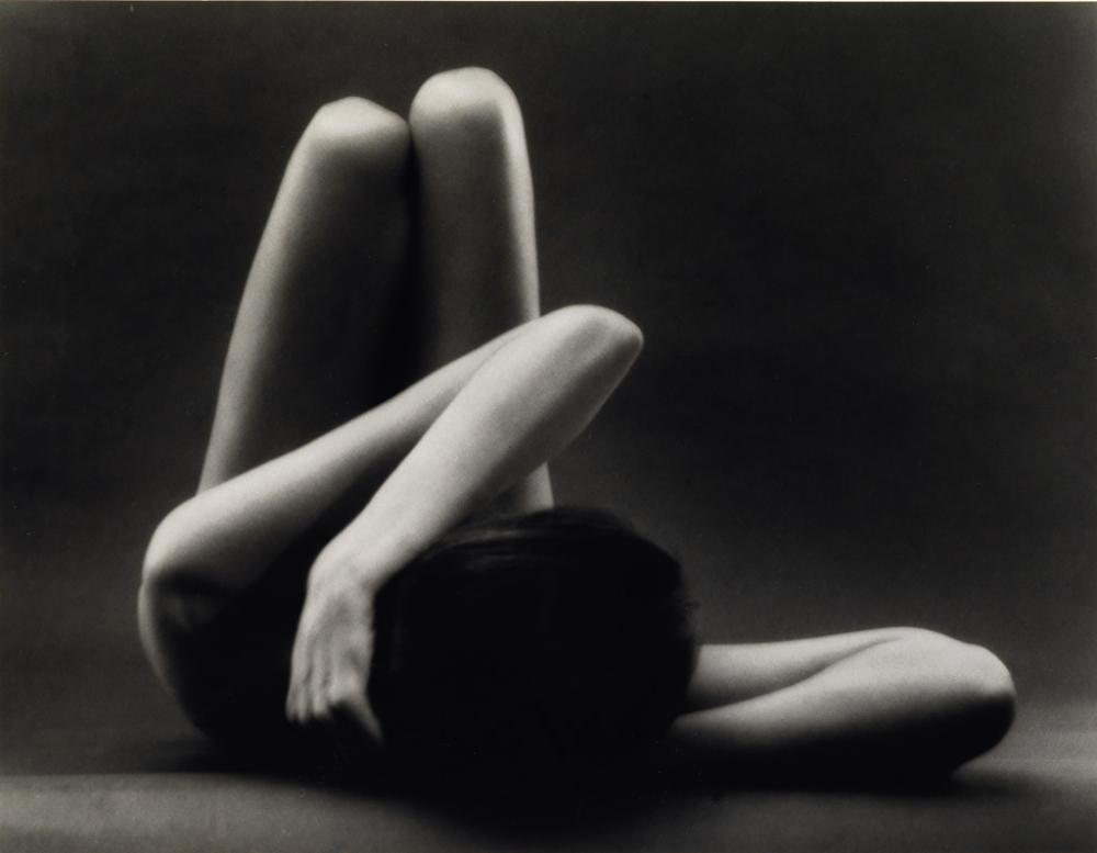 RUTH BERNHARD (1905-2006) Angles.