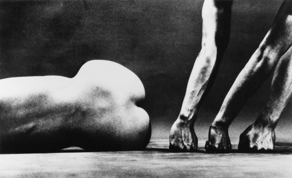 EIKOH HOSOE (1933- ) Man and Woman 24.