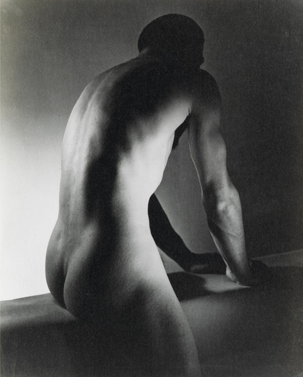 GEORGE PLATT LYNES (1907-1955) Ted Starkowski * Bernardo Rostad.