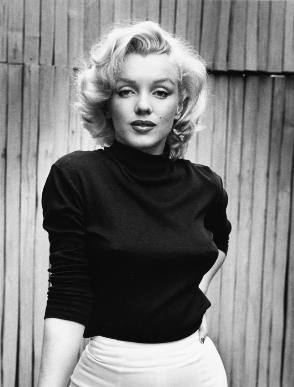 ALFRED EISENSTAEDT (1898-1995) Marilyn Monroe.