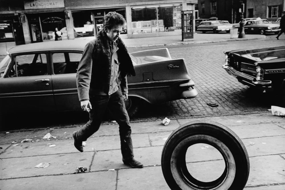 JIM MARSHALL (1936-2010) Bob Dylan.