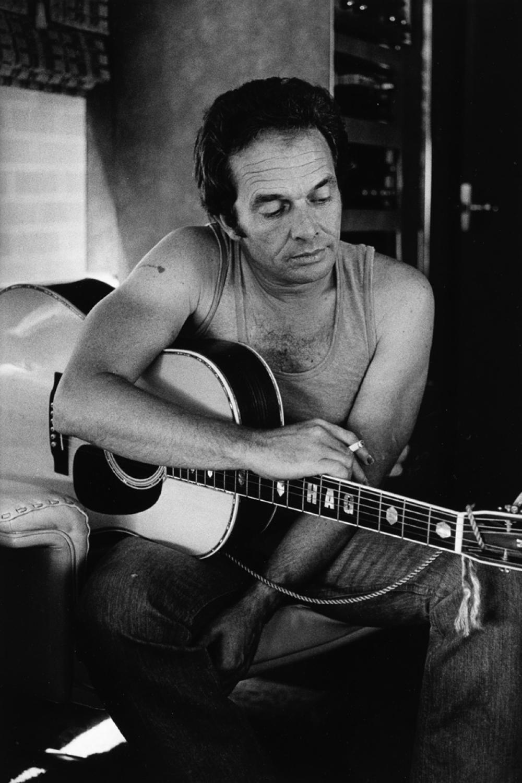 JIM MARSHALL (1936-2010) Merle Haggard.