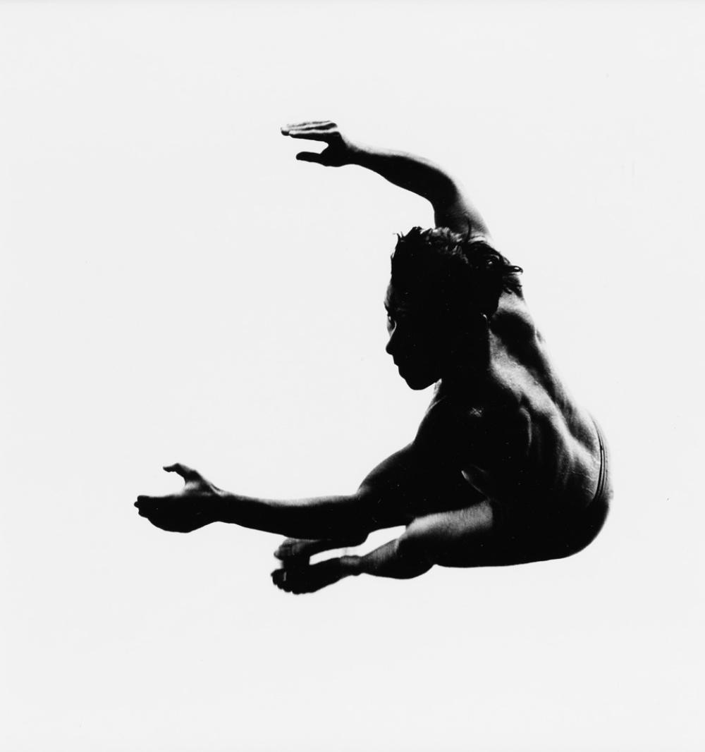 AARON SISKIND (1903-1991) Pleasures and Terrors of Levitation, #491.