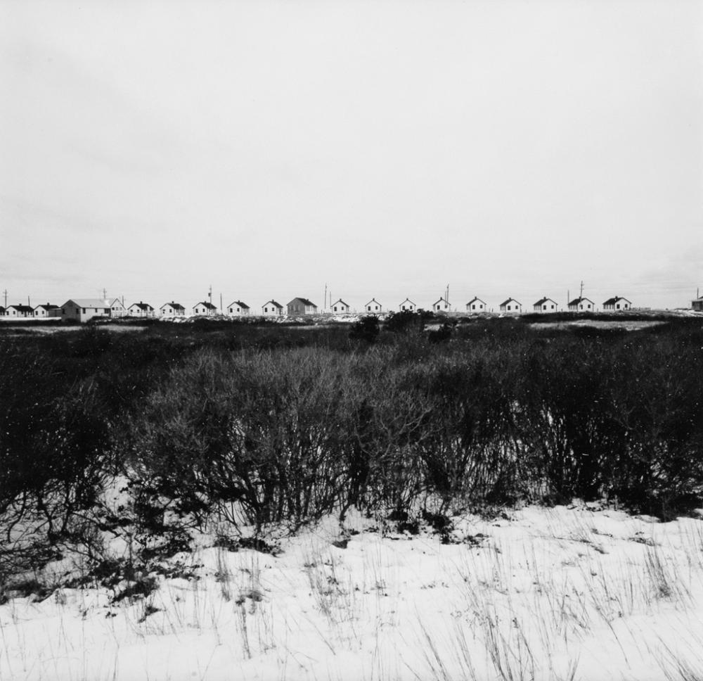 HARRY CALLAHAN (1912-1999) Cape Cod.