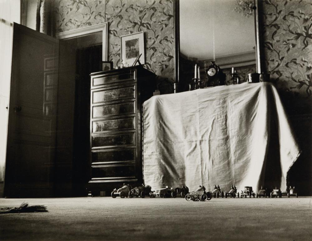 JACQUES-HENRI LARTIGUE (1894-1986) In My Room, Paris.