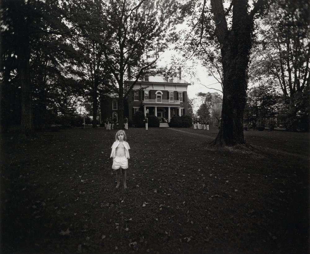 SALLY MANN (1951- ) At the Preacher's House.