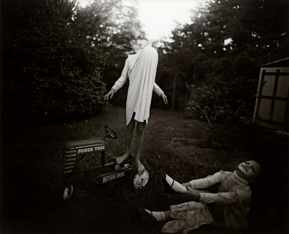 SALLY MANN (1951- ) Comforting Virginia.