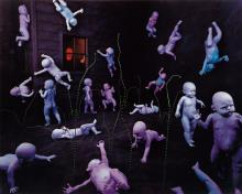 SANDY SKOGLUND (1946- ) Maybe Babies.
