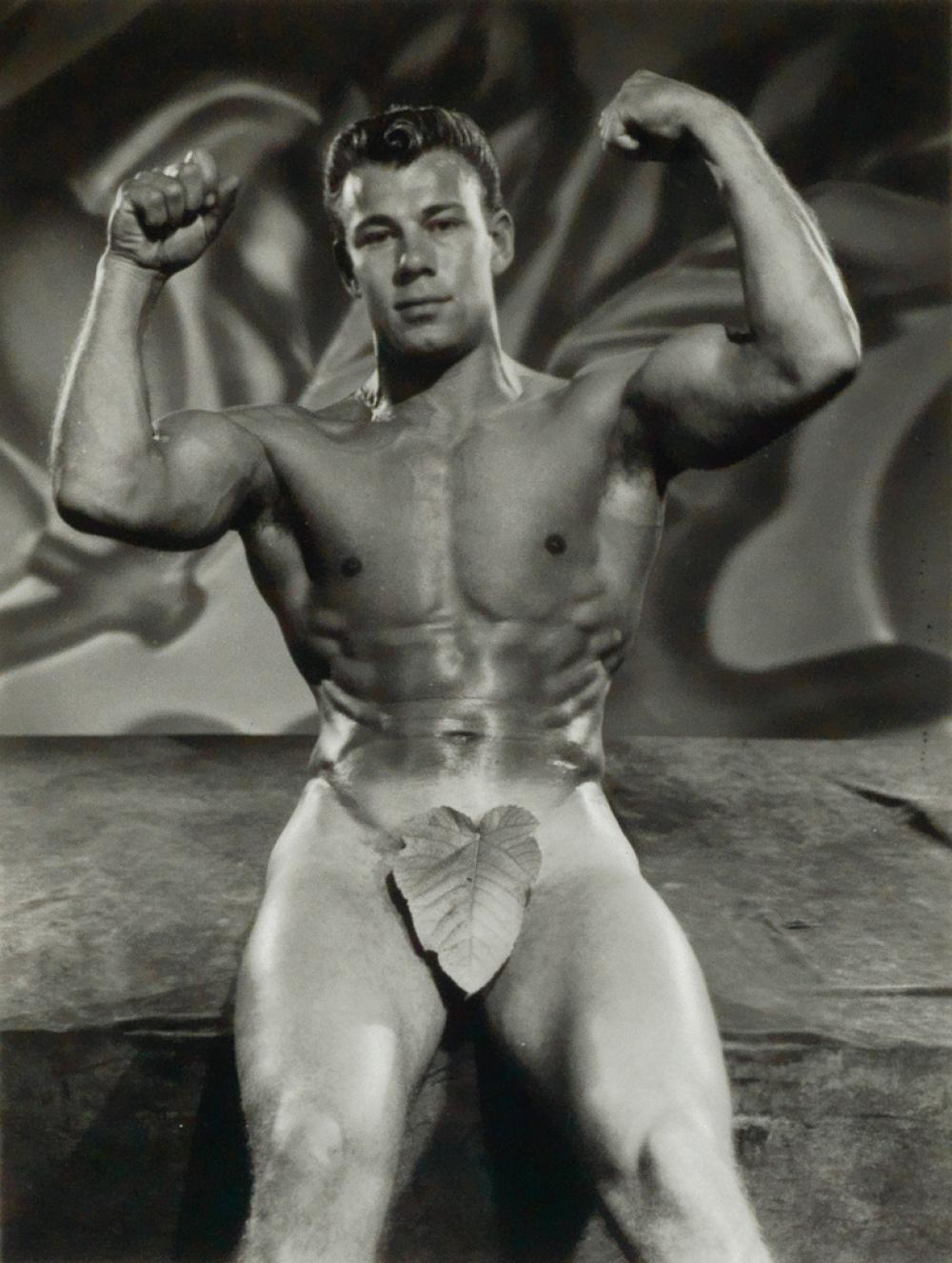 (WESTERN PHOTOGRAPHY GUILD) A group of approximately 90 superb male physique photographs.