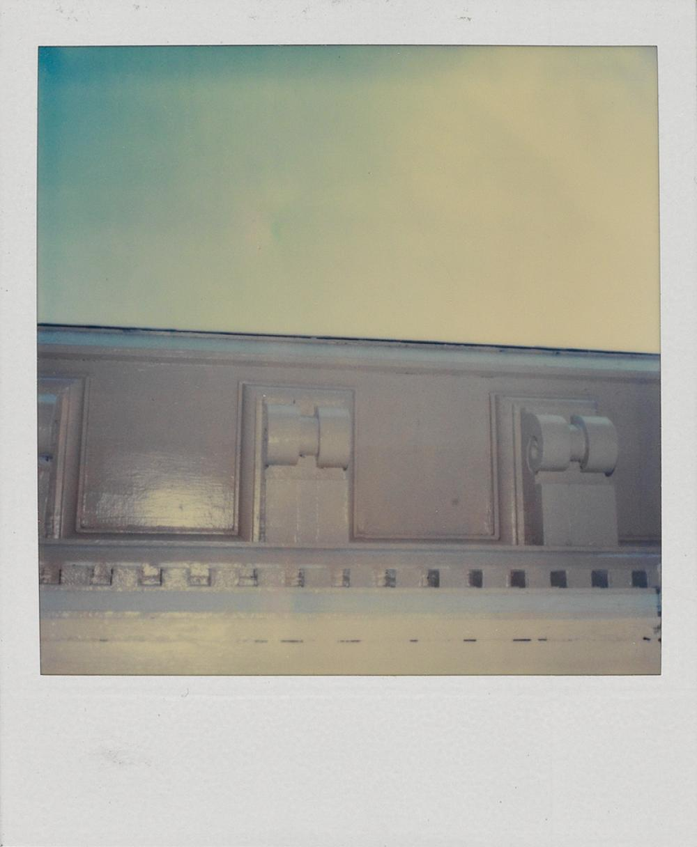 (POLAROIDS) A diverse group of 80 unique and intimate studies, several shot with a pinhole camera.