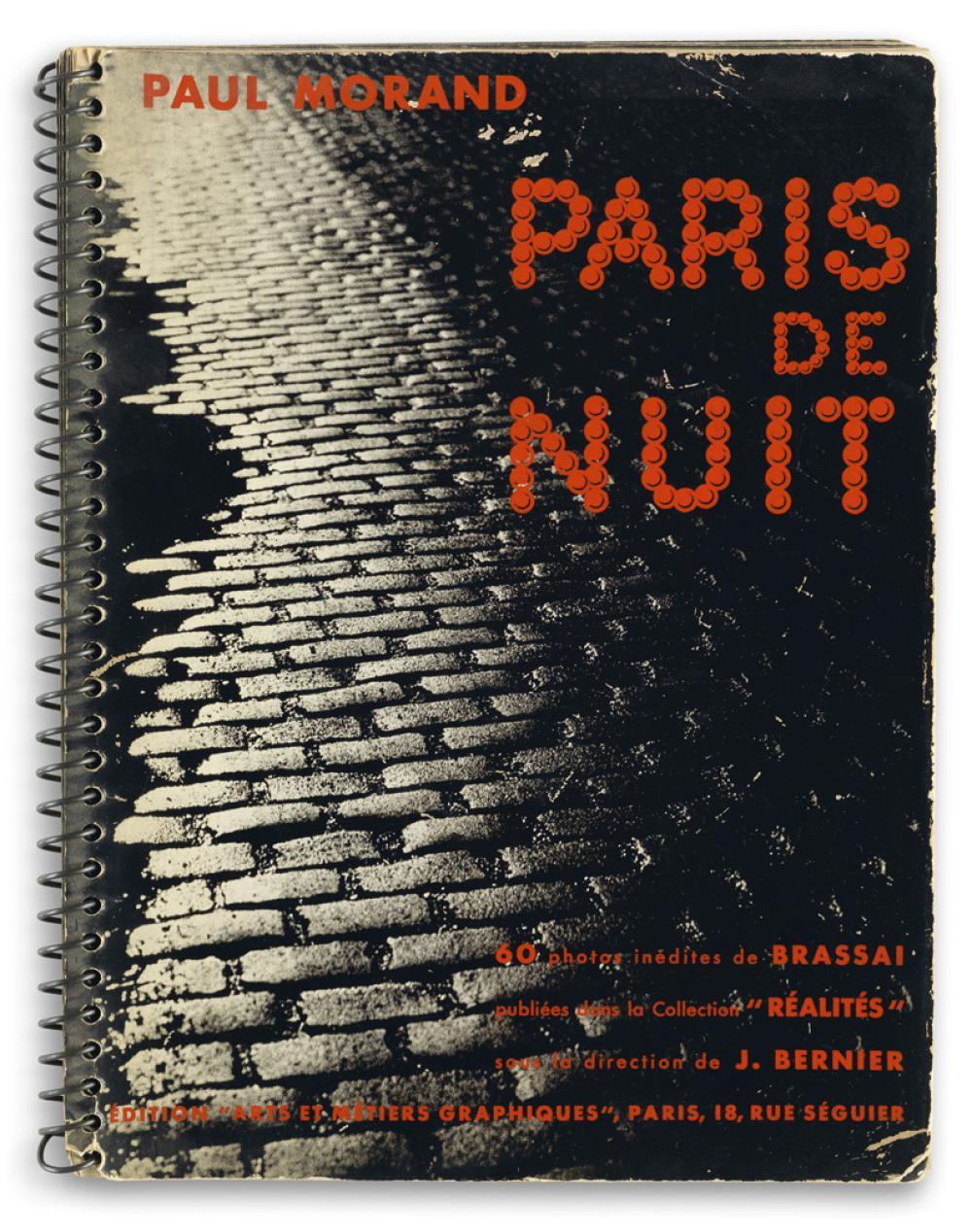 BRASSAÏ. Paris de Nuit.