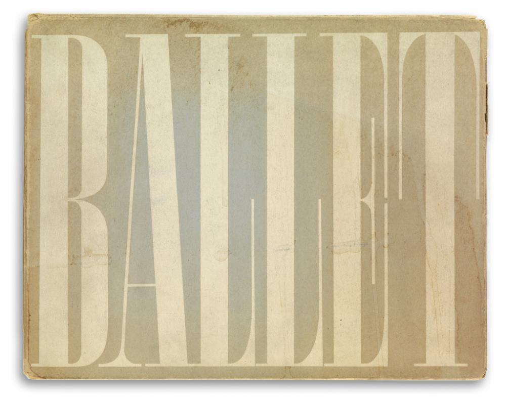 ALEXEY BRODOVITCH. Ballet.