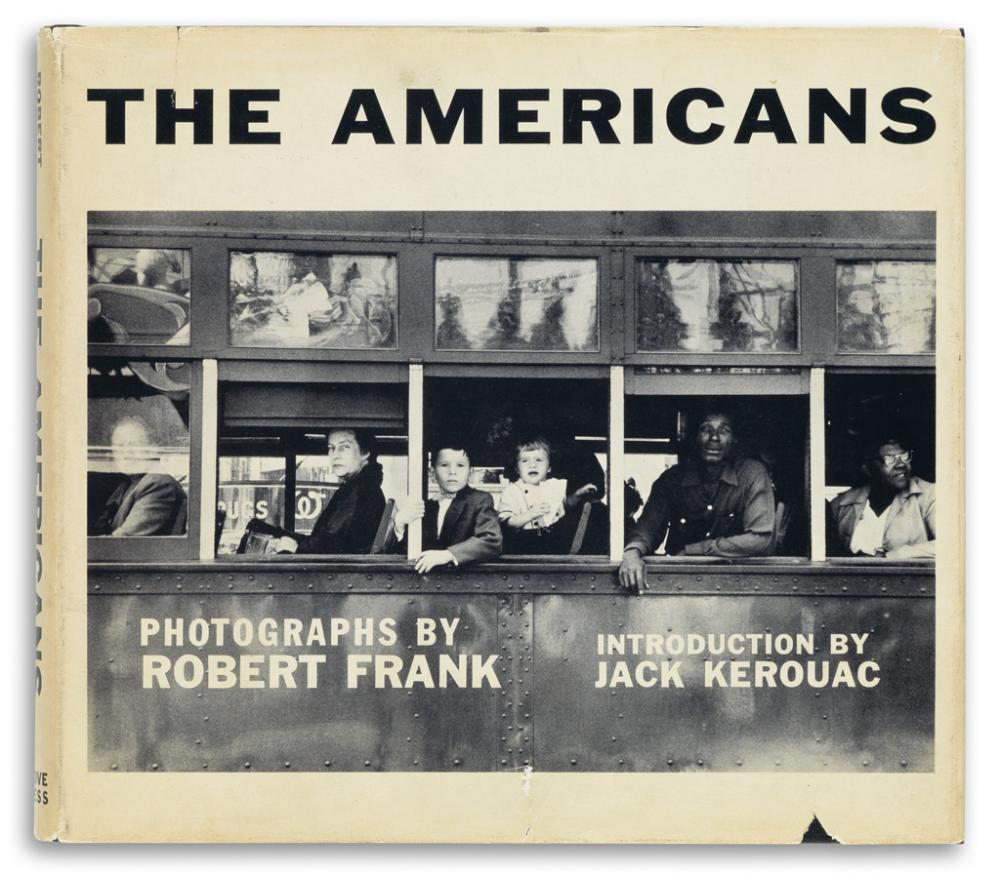 ROBERT FRANK. The Americans.
