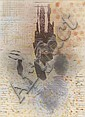 DAVID HAMMONS (1943 -   ) Untitled (Body Print)., David Hammons, Click for value