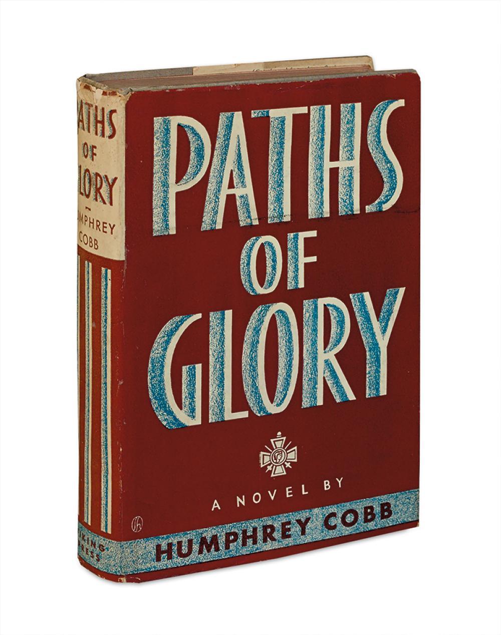 paths of glory humphrey cobb pdf