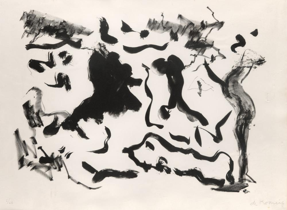 WILLEM DE KOONING Untitled.