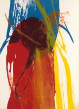 PAUL JENKINS Three prints.