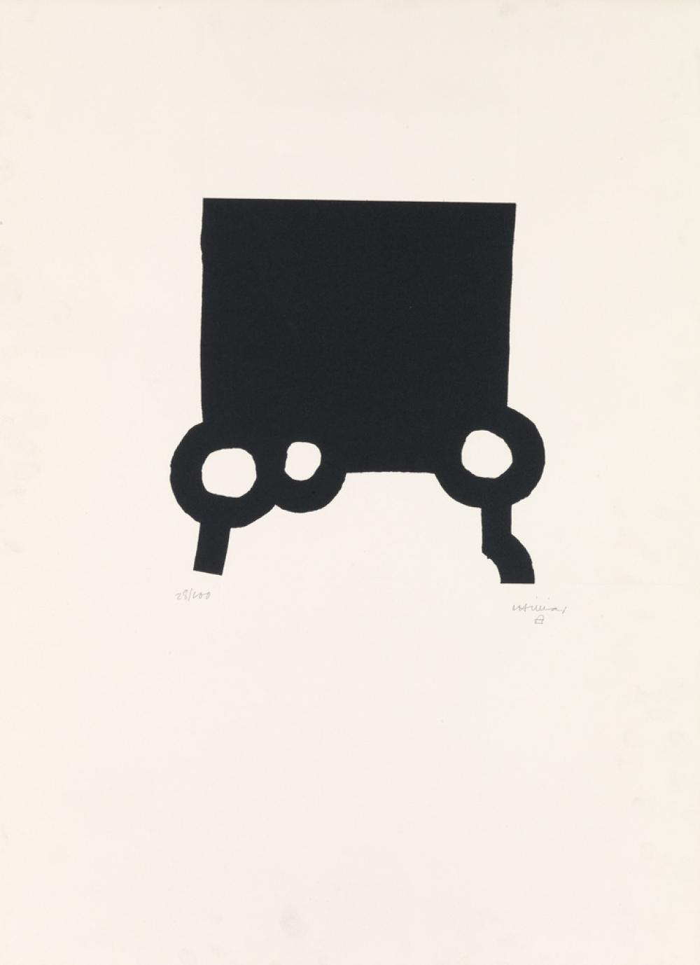 EDUARDO CHILLIDA Untitled.