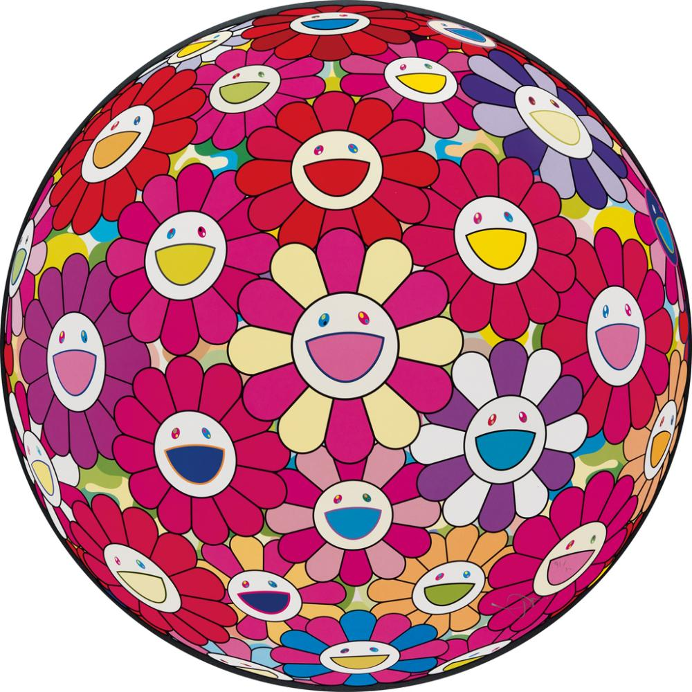 TAKASHI MURAKAMI Groping for the Truth.