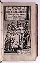 BACON, FRANCIS, Sir. Historia regni Henrici Septimi Angliae Regis. 1647 + Sermones fideles, ethici, politici, oeconomici.  1644