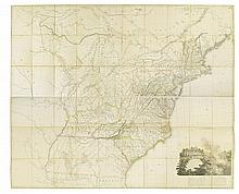 ARROWSMITH, AARON. A Map of the United States of North America.