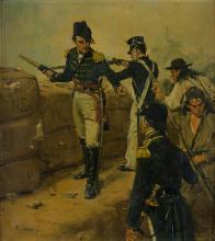 GILBERT GAUL. Battle of New Orleans.