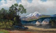 TOM LOVELL. Landscape.