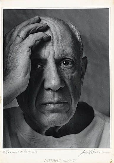 NEWMAN, ARNOLD (1918-2006) Suite of 5 photographs of artists,