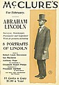 VARIOUS ARTISTS. [LITERARY MAGAZINES.] Group of 3 posters. Circa 1895. Sizes vary.