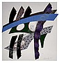 CHARLES SEARLES (1937 - 2004) Sky Float., Charles Searles, Click for value