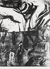WILLEM DE KOONING Untitled (Litho #7).