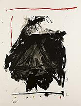 ROBERT MOTHERWELL Black Rumble.