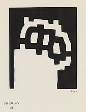 EDUARDO CHILLIDA Carpenter Center Series, Plate II.