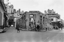 CARLOS GARAICOA (1967- ) La Habana Cuba, from Proyecto Sobre Aquello que Realmente nos Asusta y Tenemos [Project About What Really Scar