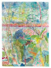 LOUIS DELSARTE (1944 - 2020) Visions of the Future.