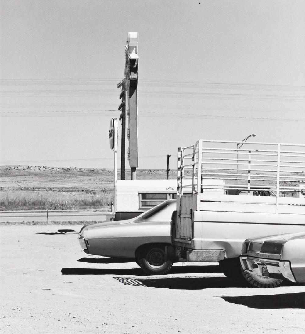 ROBERT ADAMS (1937- ) Eden, Colorado.
