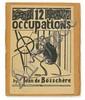 DE BOSSCHÈRE, JEAN. 12 Occupations.