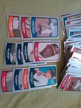 Baseball Card reprint lot as shown