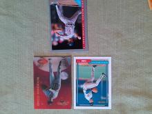 Greg Maddux Atlanta Braves Baseball Card Lot