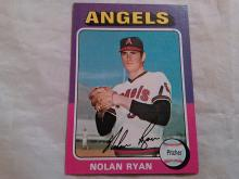 1975 Topps Nolan Ryan Baseball Card