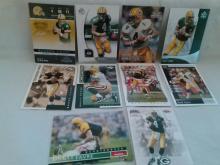 Brett Favre Football Card Lot