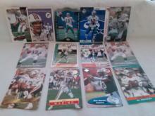 Dan Marino Miami Dolphins Football Card Lot