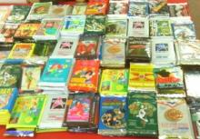 Huge lot of 300 Non Sports Un-opened Packs