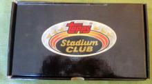 Topps Stadium Club Charter Member set
