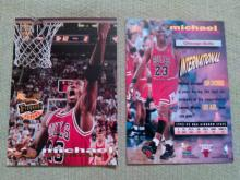 Popular Michael Jordan NBA Frequent Flyer Basketball  Card