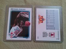 Popular Michael Jordan NBA Basketball  Card
