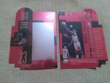 Popular Michael Jordan NBA UD3 Basketball  Card