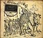 Hans Burgkmair the Elder (German, 1473-1531) 'THE, Hans Burgkmair, Click for value