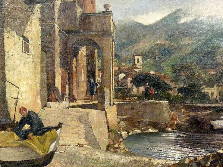 Adrian William Herbert Chorley (b.1906) THE